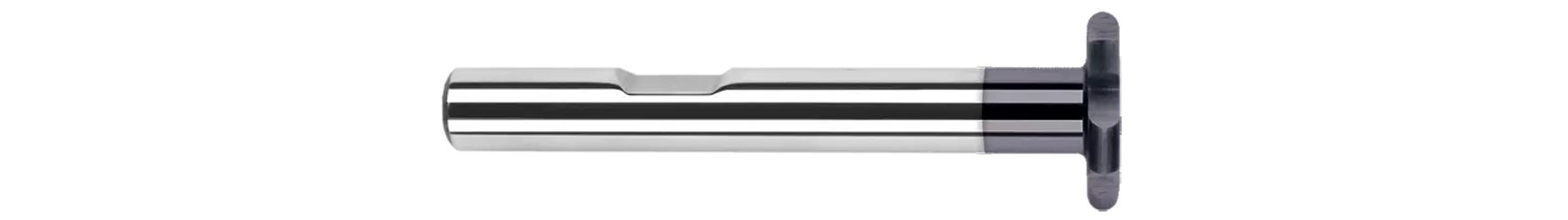 Keyseat Cutters - Full Radius - Reduced Shank