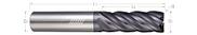 5 Flute, Corner Radius - Variable Pitch - Metric (Aplus)