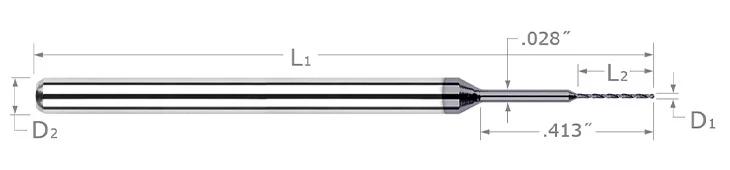 Miniature Drills