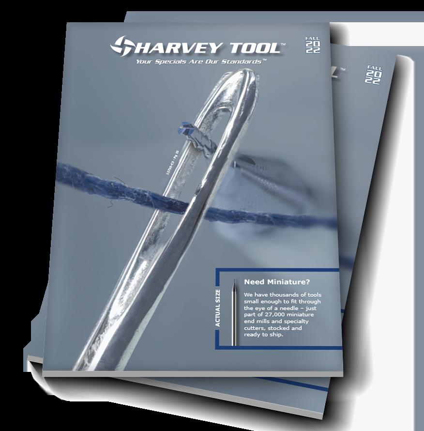 Harvey Tool Catalog