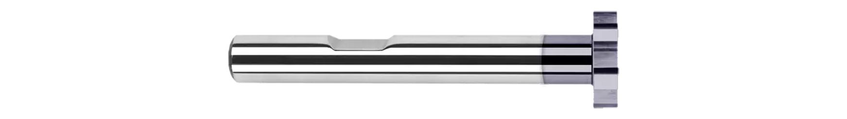 Keyseat Cutters - Square - Reduced Shank