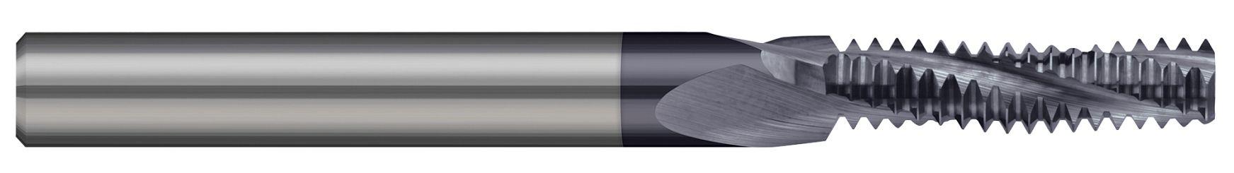 Thread Milling Cutters - Multi-Form - Long Flute - UN Threads