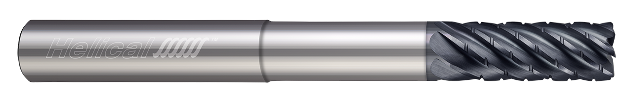7 flute chipbreaker end mill