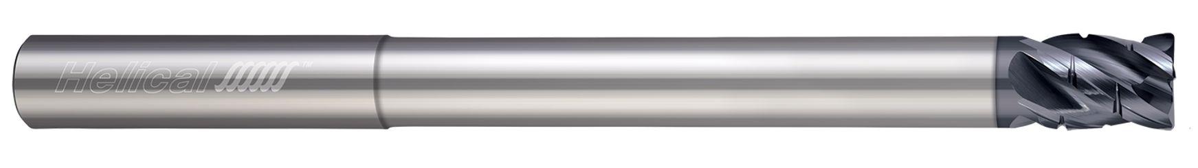 4 Flute - Corner Radius - Chipbreaker Rougher - Variable Pitch - Reduced Neck (Aplus)
