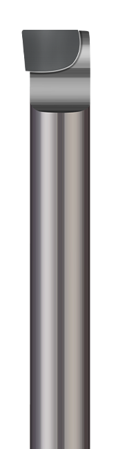 Standard - Boring Tools - Right Hand - Brazed - Corner Radius