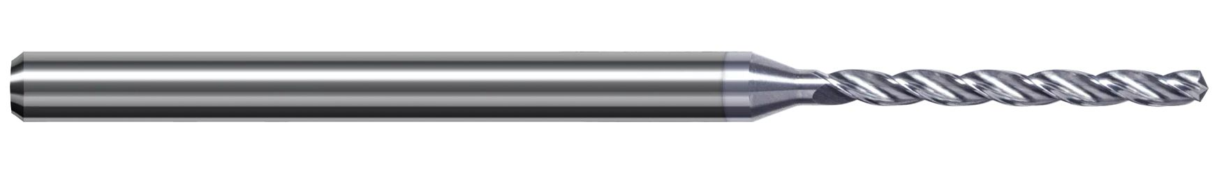 Miniature High Performance Drills - Aluminum Alloys