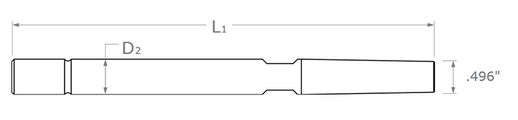 Tool Holders - Extended Reach Tool Holders