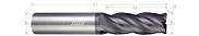 4 Flute, Corner Radius - Variable Pitch (Aplus)