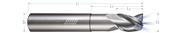 3 Flute, Square - Coolant Through, High Balance, Reduced Neck