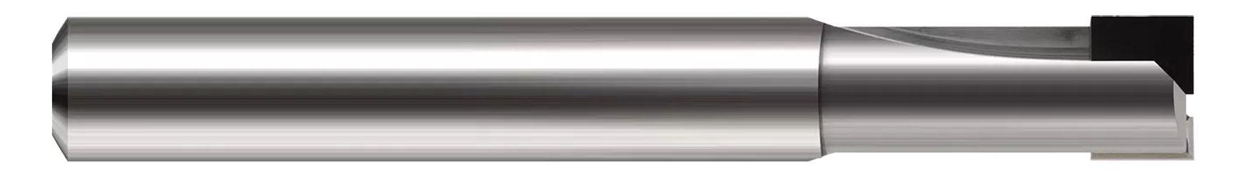 Diamond End Mills for Non-Ferrous Materials - PCD Diamond - Square
